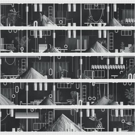 Scenario City 06, Miles Gertler, 2017