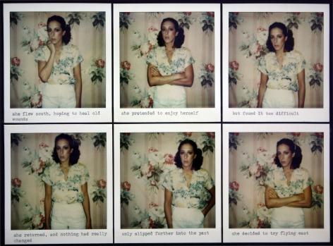 Visual Narratives, Untitled, Barbara Astman, 1978-1979