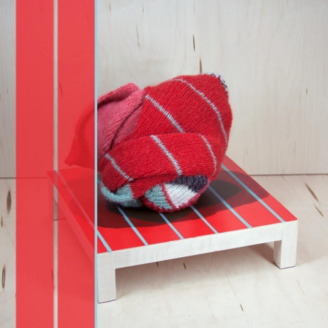 Knit Wear #6, Michelle Forsyth, 2014-2020