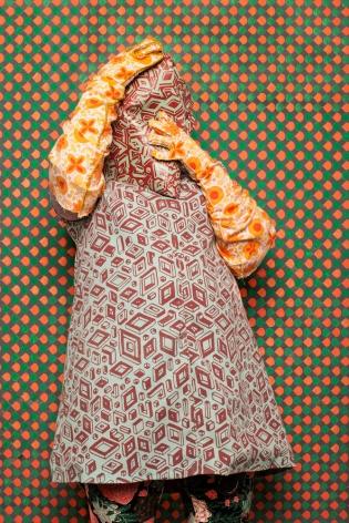 Improvisation 2: Green Dress 1, Michelle Forsyth, 2020