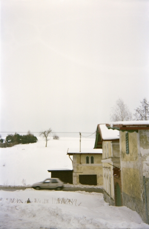 Auto nach Wiesen, 2010
