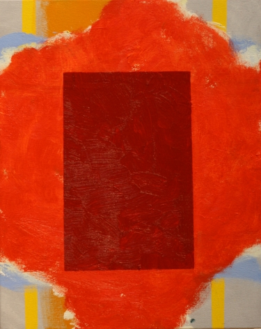 Time and Materials, (Red) #2, David Urban, 2011