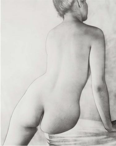 Untitled, New York, Erwin Blumenfeld, 1942-43