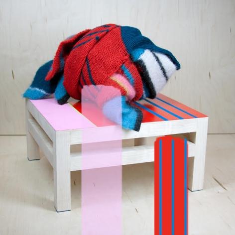 Knit Wear #4, Michelle Forsyth, 2014-2020