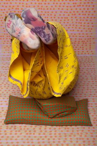 Improvisation 1: Yellow Pants 2, Michelle Forsyth, 2020