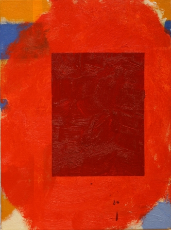 Time and Materials, (Red) #3, David Urban, 2011