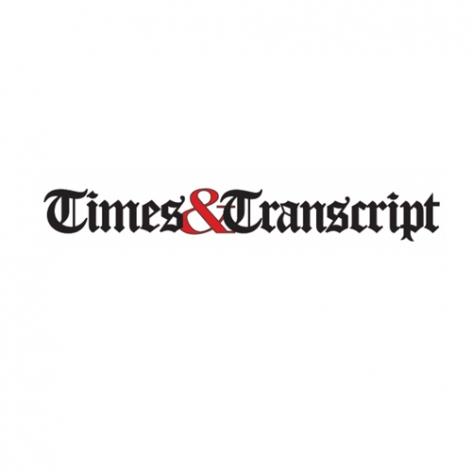 Times & Transcript - Margaret Patricia Eaton