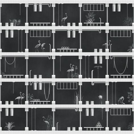 Scenario City 05, Miles Gertler, 2017