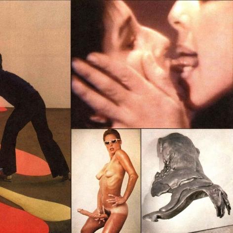 Lynda Benglis: The Art Newspaper
