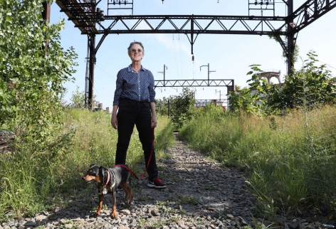 Sarah McEneaney: The Philadelphia Inquirer