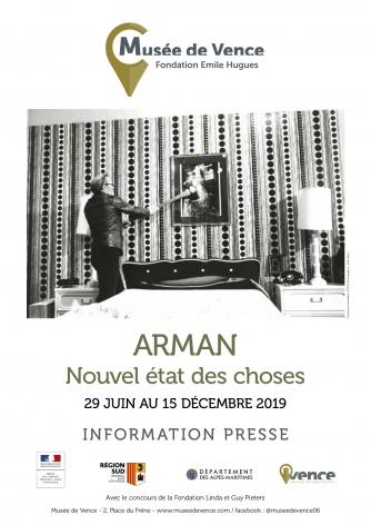 Arman: Nouvel état des choses