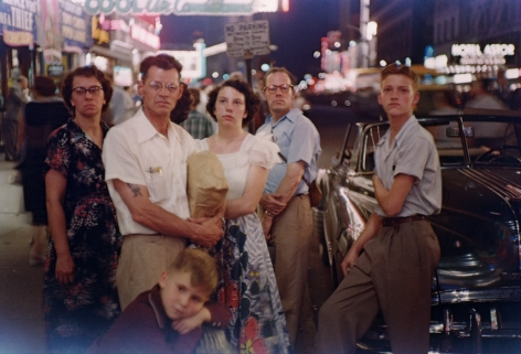 Louis Faurer Times Square, 1952