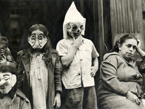 Helen Levitt NYC 1940