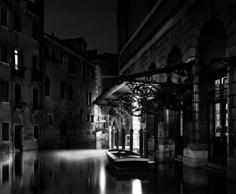 Luca Campigotto, Rio de Verona, Venice, 1992
