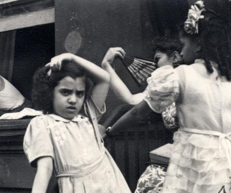 Helen Levitt NYC, circa 1940