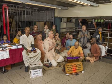 Neal Slavin Hare Krishnas