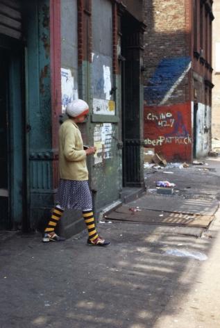 Helen Levitt New York City, 1990s