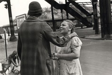 Helen Levitt NYC, 1939