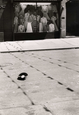 Helen Levitt, New York City, 1984