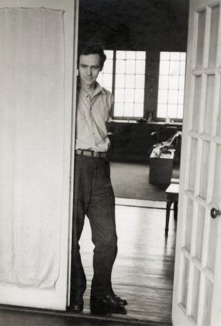 Helen Levitt, James Agee, 1945