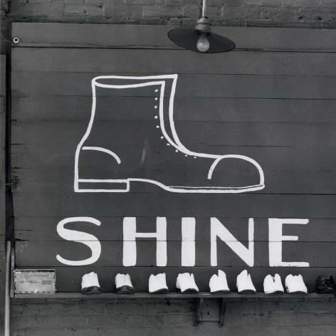 Walker Evans Shine