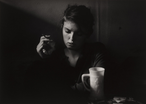 Dave Heath Janine Pommy Vega, 1959