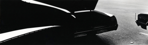 Ray Metzker Double Frame, NYC, 1966
