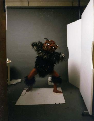 Yasumasa Morimura Comedian (Dance 2), 1995