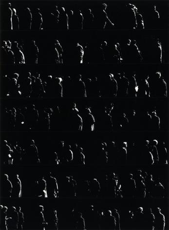 Ray Metzker City Drillers II, 1966