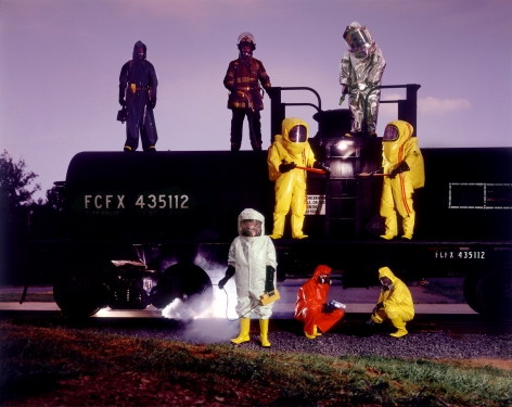Neal Slaven Hazardous Materials Response Team, Fairfax, VA, 1988