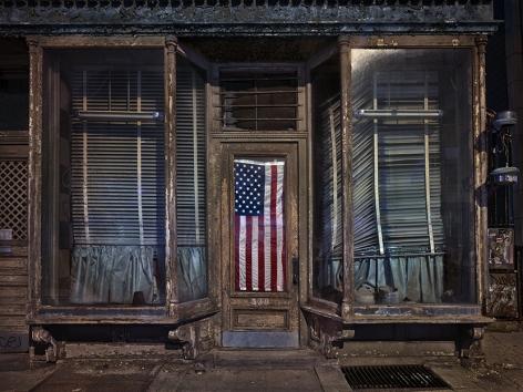 Campigotto Flag Williamsburg, Brooklyn
