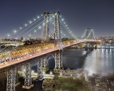 Luca Campigotto Williamsburg Bridge, New York City