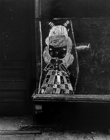 Helen Levitt, New York City, 1939