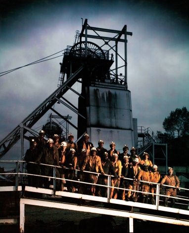 Neal Slavin Taff Merthyr Colliery, Treharris, South Wales, UK, 1983