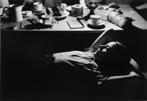Willy Ronis Nuit au Châlet, 1935