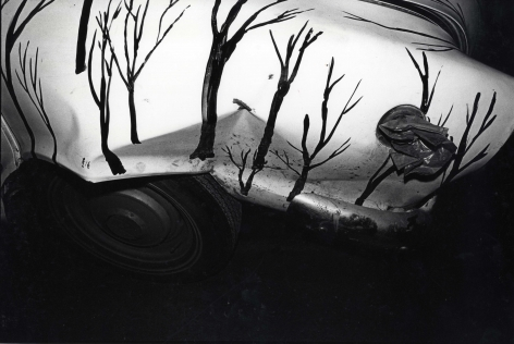 Christopher Rauschenberg Portland  1974