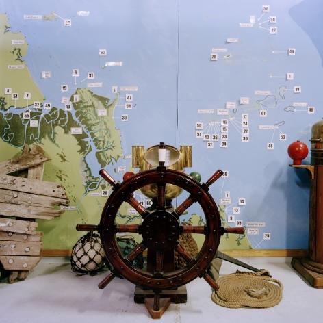 Simone Rosenbauer Gladstone Maritime Museum