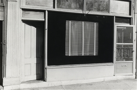 Will Brown South Street Storefront, 1973