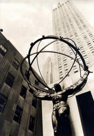Wendell MacRae Atlas Holding the Heavens 1938