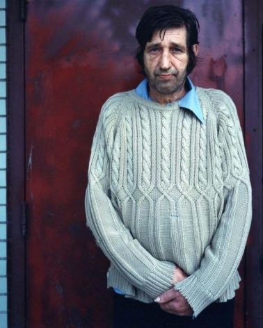 Bruce Wrighton Fred Binghamton, NY, 1987