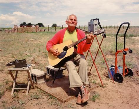 David Graham Jack Logan, San Luis, CO, 1984