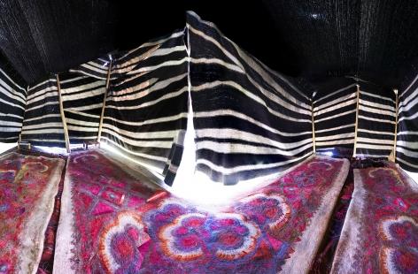 Raissa Venables Bedouin Tent, 2018