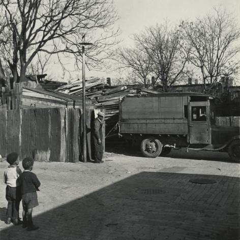 Gordon Parks Washington DC, 1932