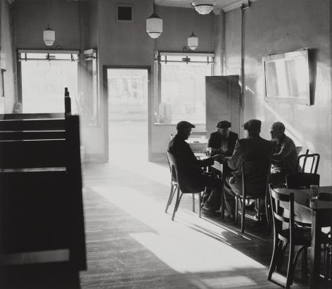 Ken Josephson Front Street, Rochester, 1956