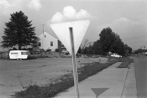Lee Friedlander, Knoxville. 1971