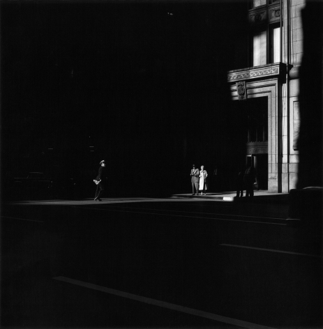 Ray Metzker, 1958