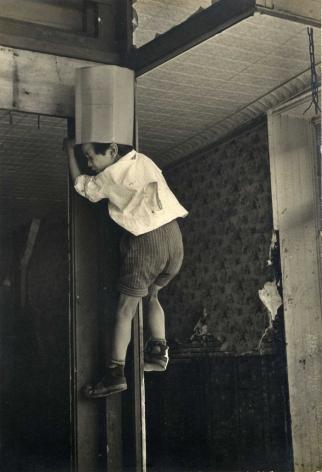 Helen Levitt New York City 1938