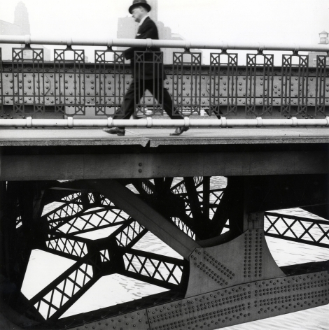 Ray Metzker Chicago 1957