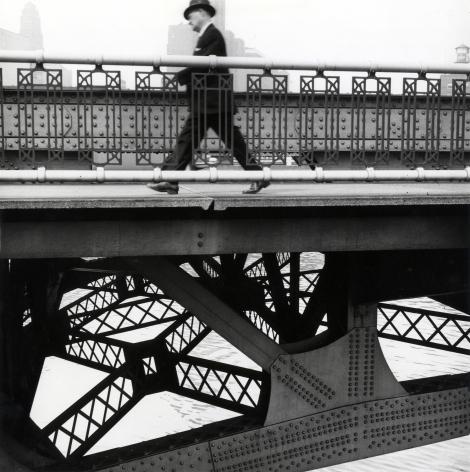 Ray Metzker Chicago 1957