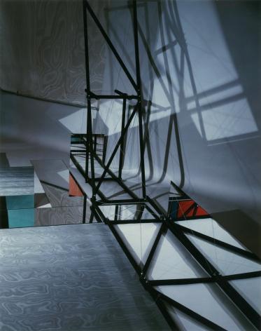Barbara Kasten Construct III-A 1980